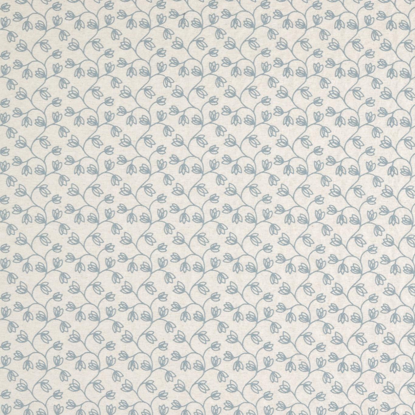 Image of Sanderson Ingleton Trail Teal Fabric 236277
