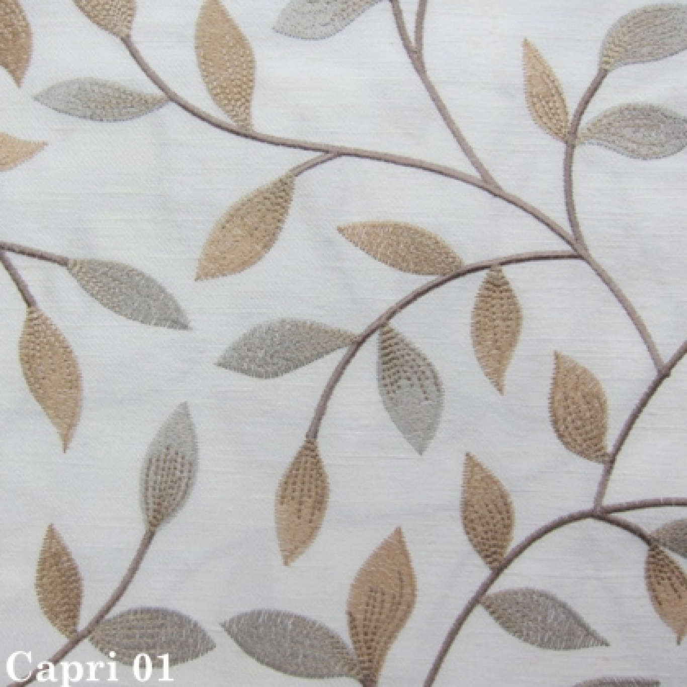Image of Crowson Capri Colour 1 Curtain Fabric
