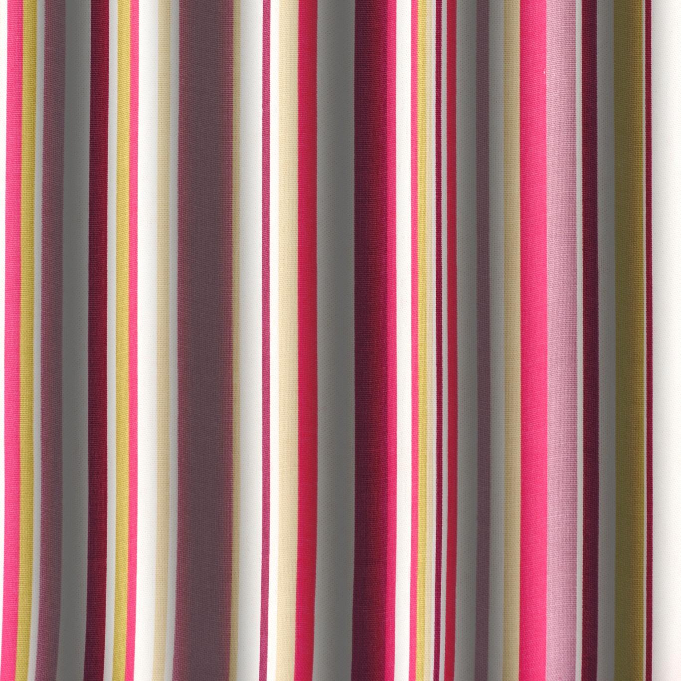 Gordon Smith Funky Stripe Purple Fabric 3m Remnant