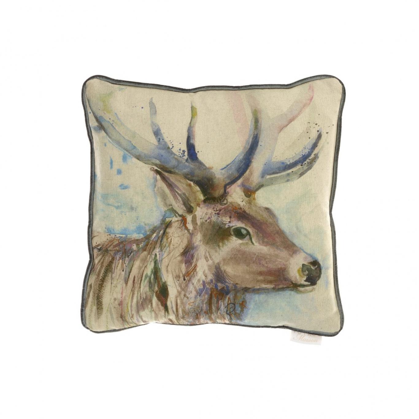 Image of Voyage Sarastro Buck Cushion