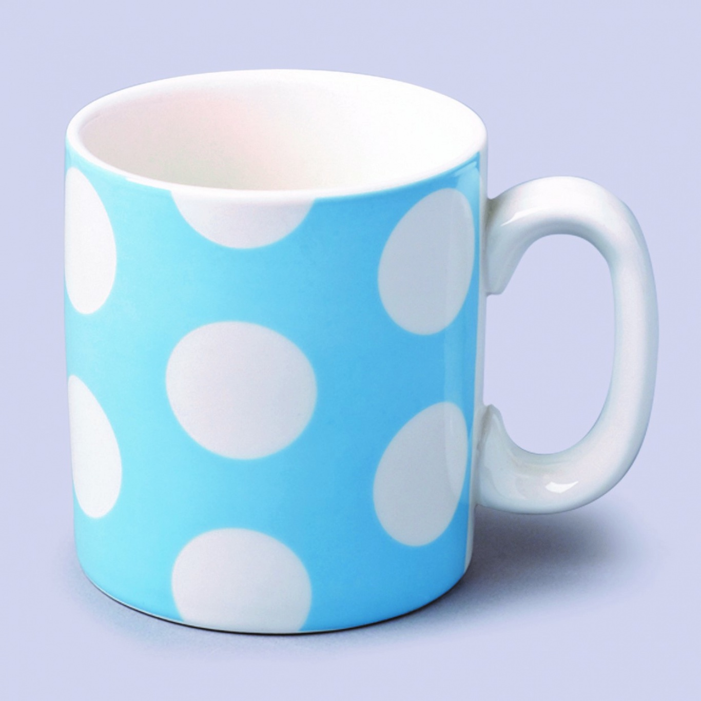 Image of Large Mug Blue Spot 0.7 pint