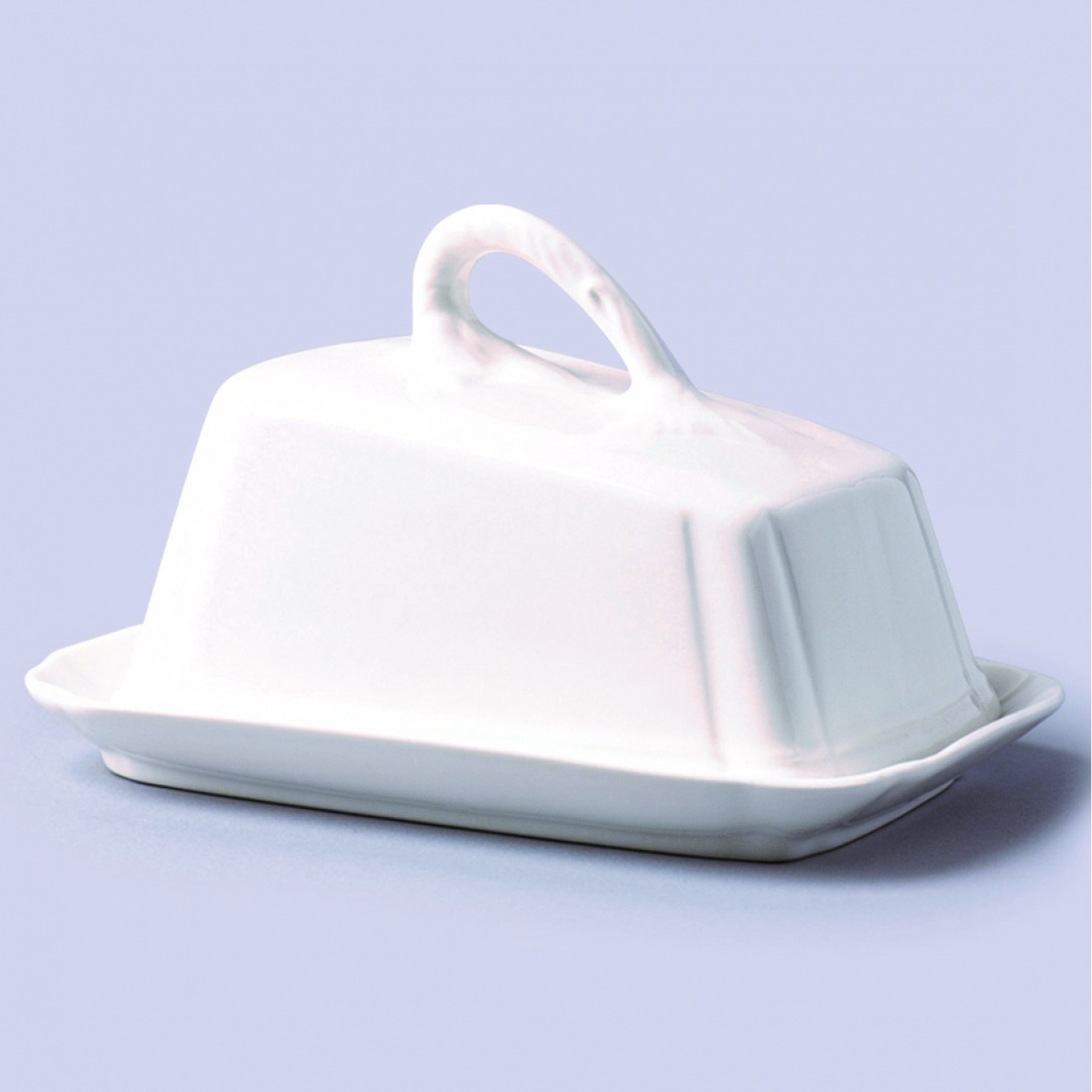 Image of Cheese Dish with Lid
