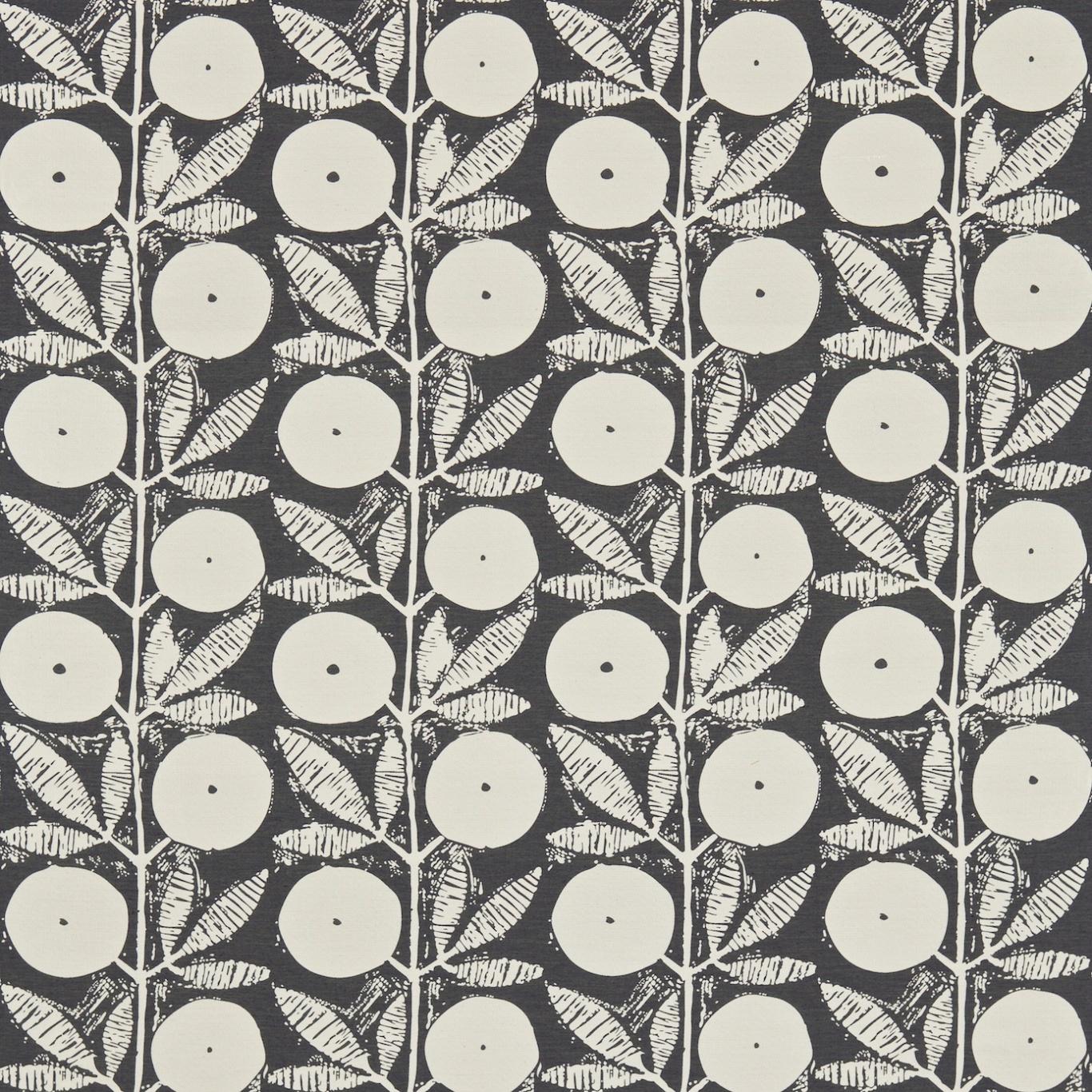 Image of Scion Somero Slate/Pumice Curtain Fabric 131538
