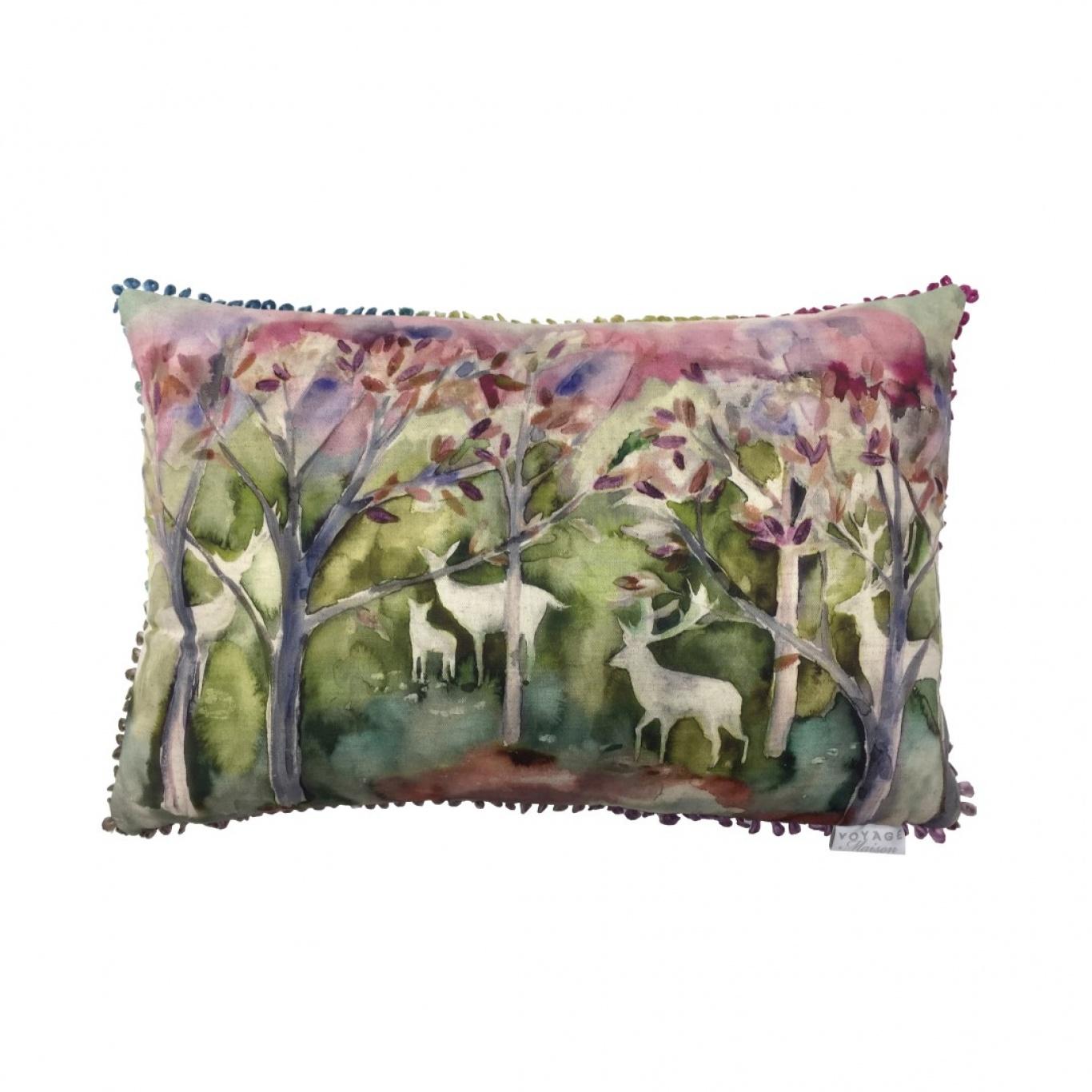 Image of Voyage Seneca Forest Spring Cushion