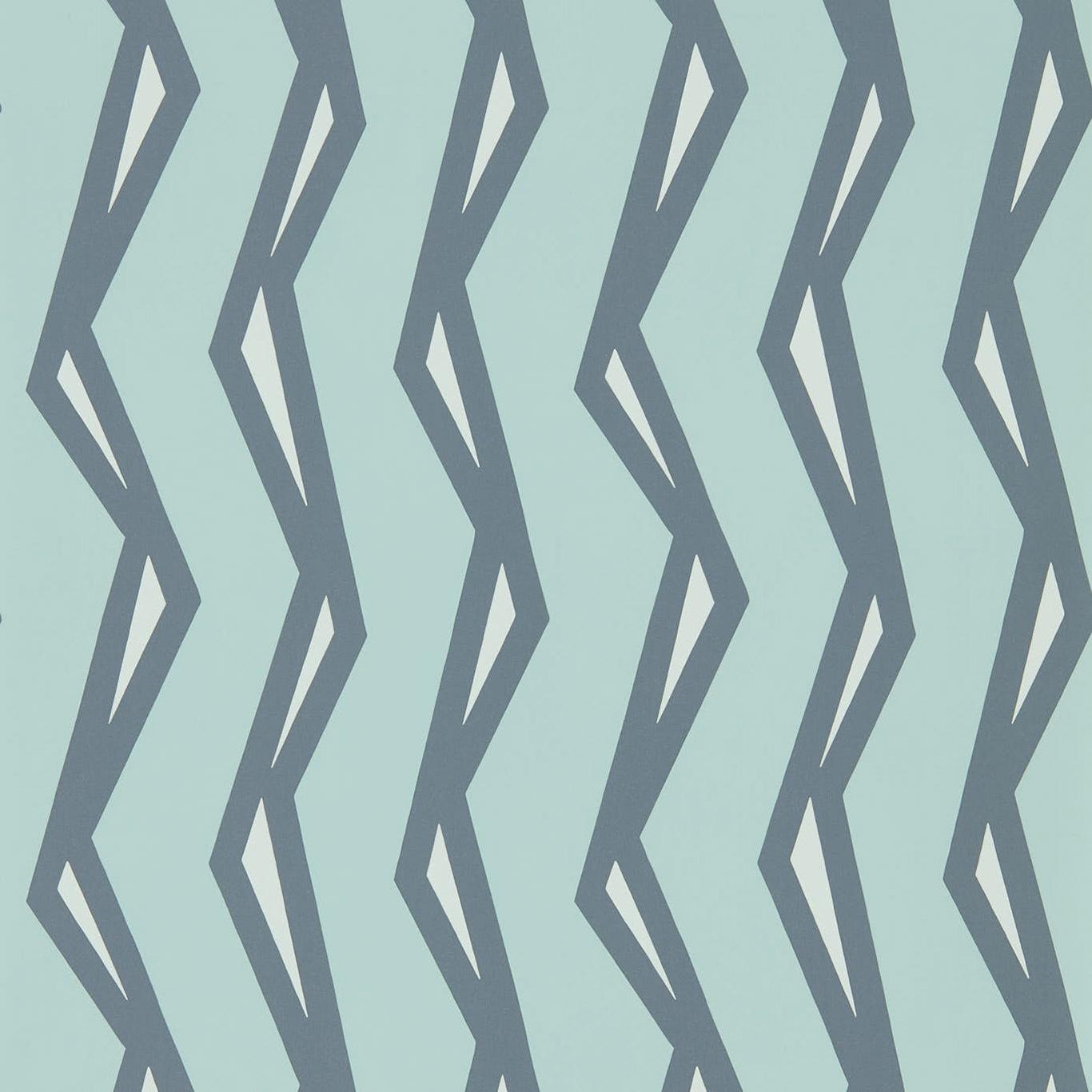 Image of Scion Rayo Mist/Denim Wallpaper 111815