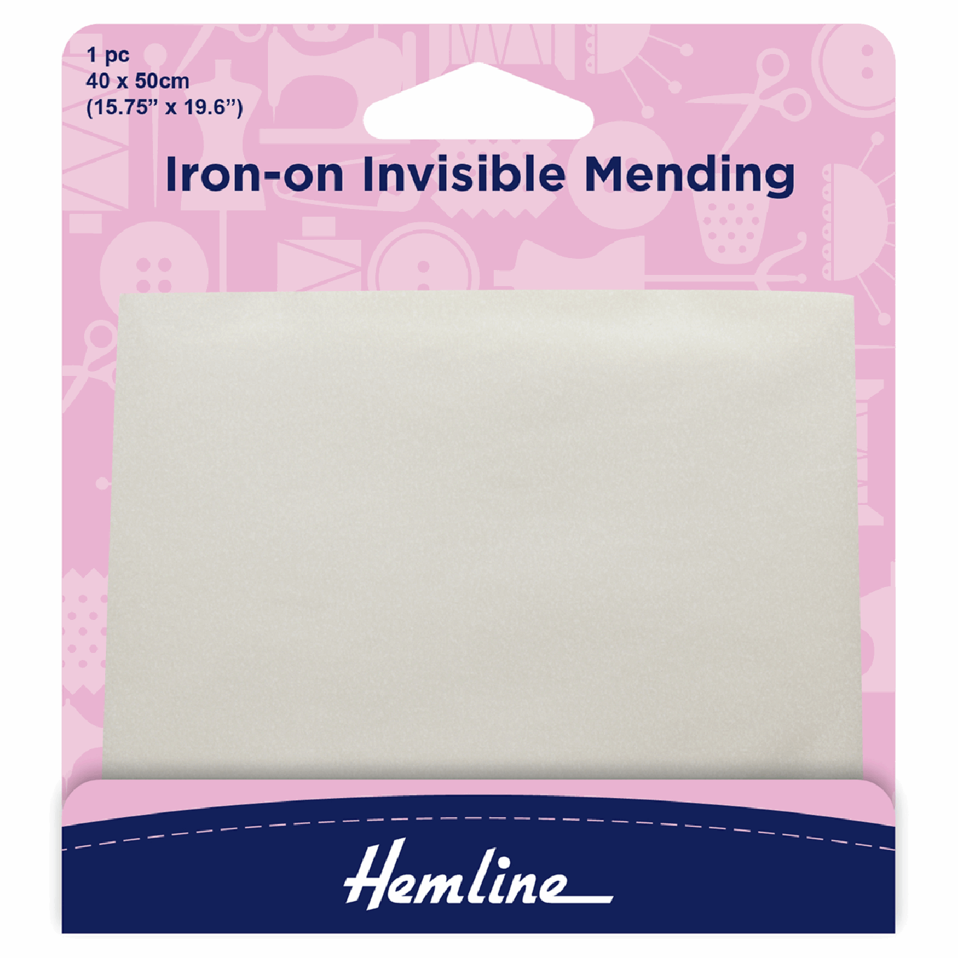 Image of Iron-On Invisible Mending | 40 x 50cm