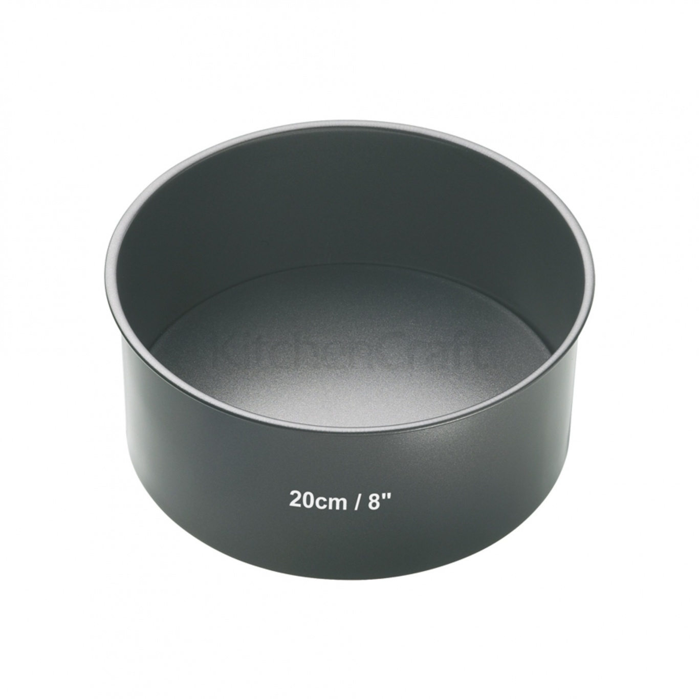 Image of Non Stick Round Deep Cake Tin 20cm 8