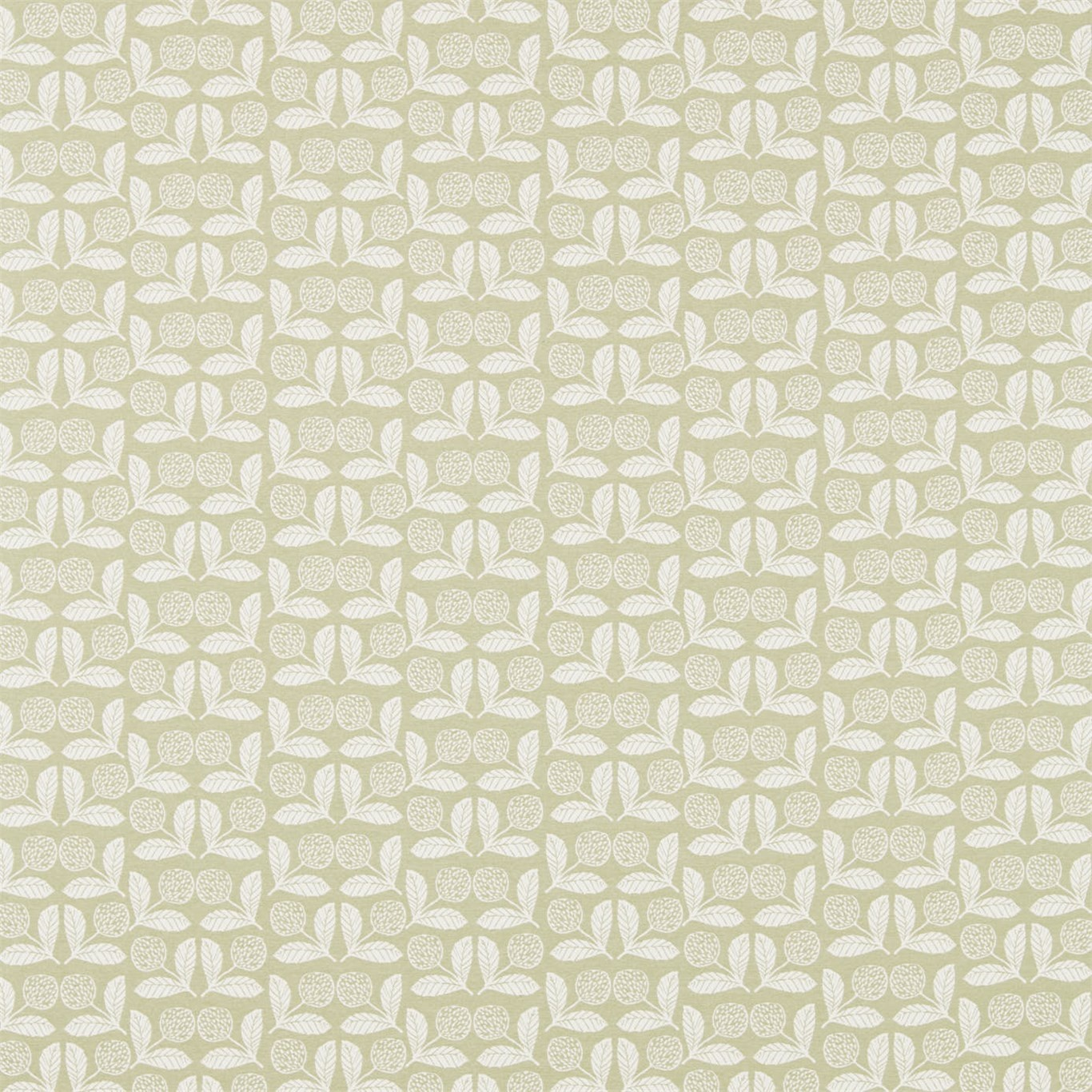Image of Sanderson Home Seed Stitch Fennel Curtain Fabric 235873