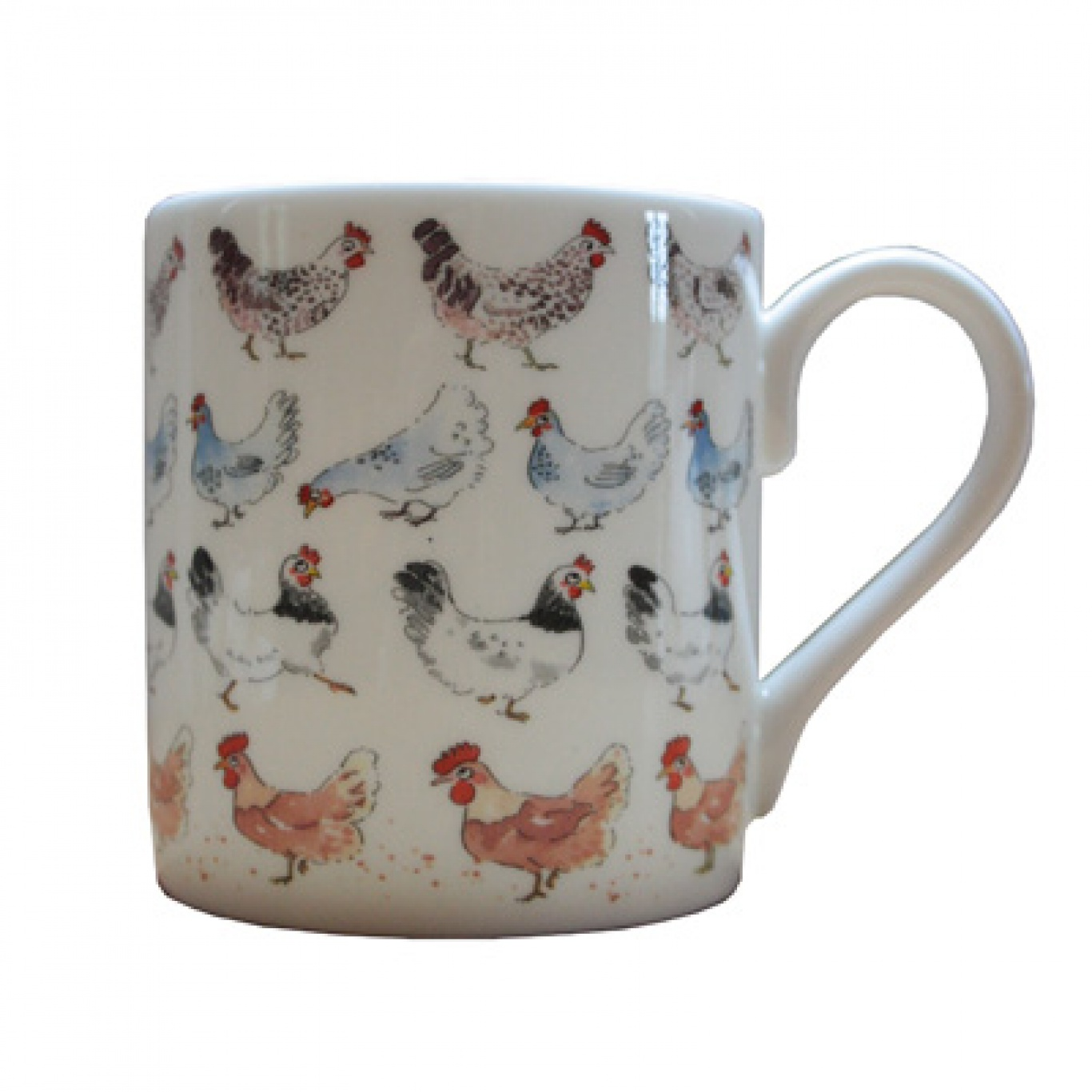 Image of Sophie Allport 'Lay A Little Egg For Me' Standard Mug