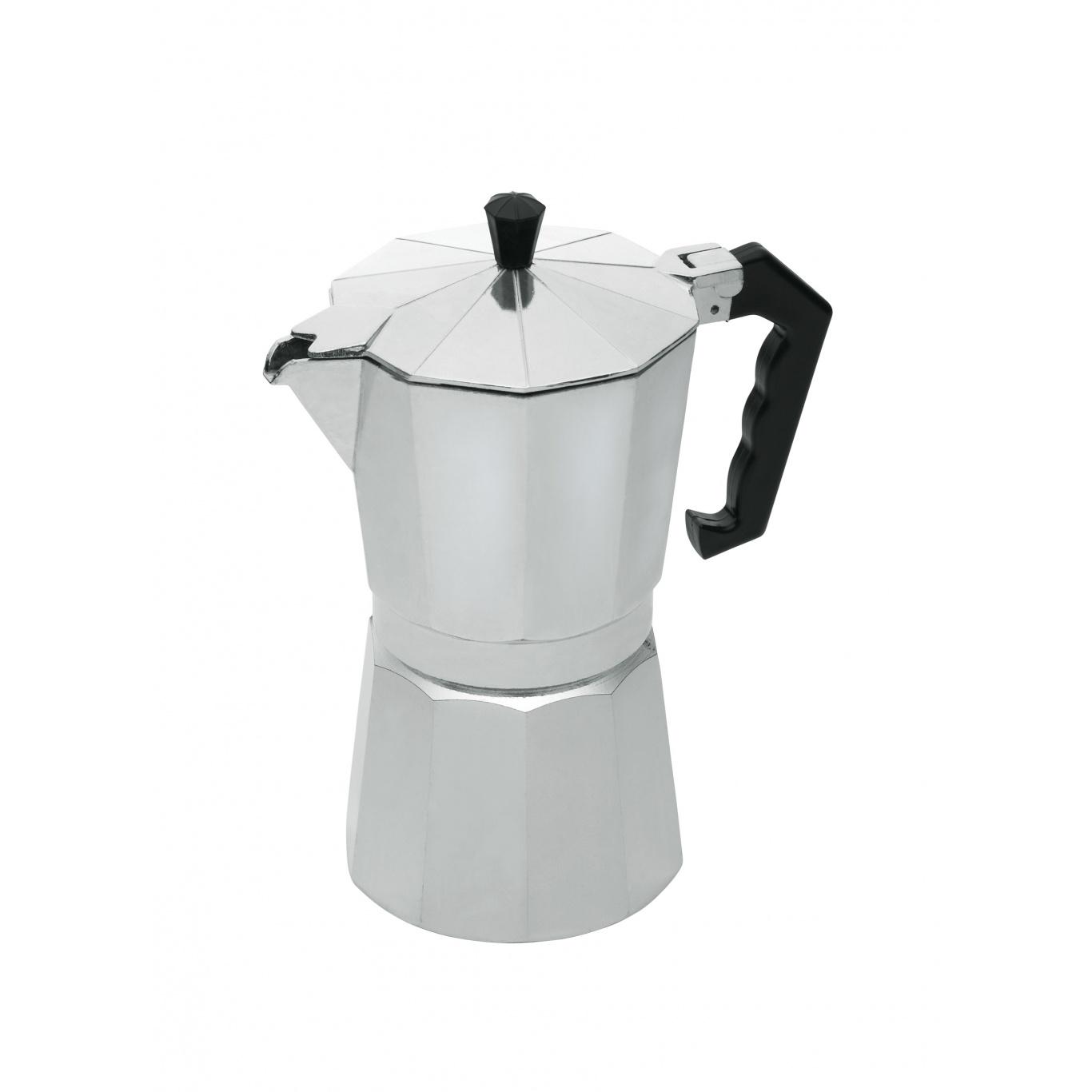 Image of Italian Style 9 Cup Espresso Maker