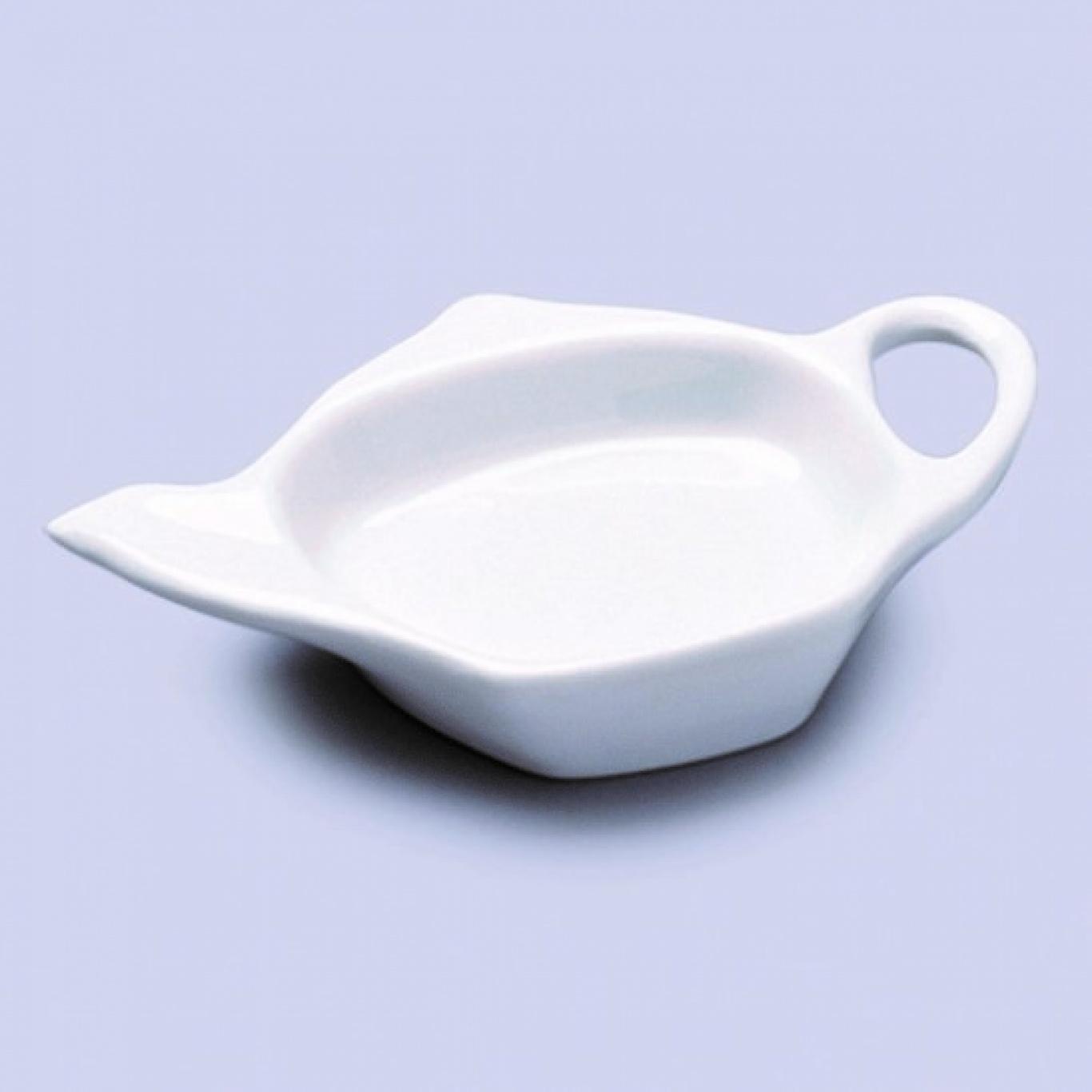 Image of Tea Pot Shaped Tea Bag Tidy