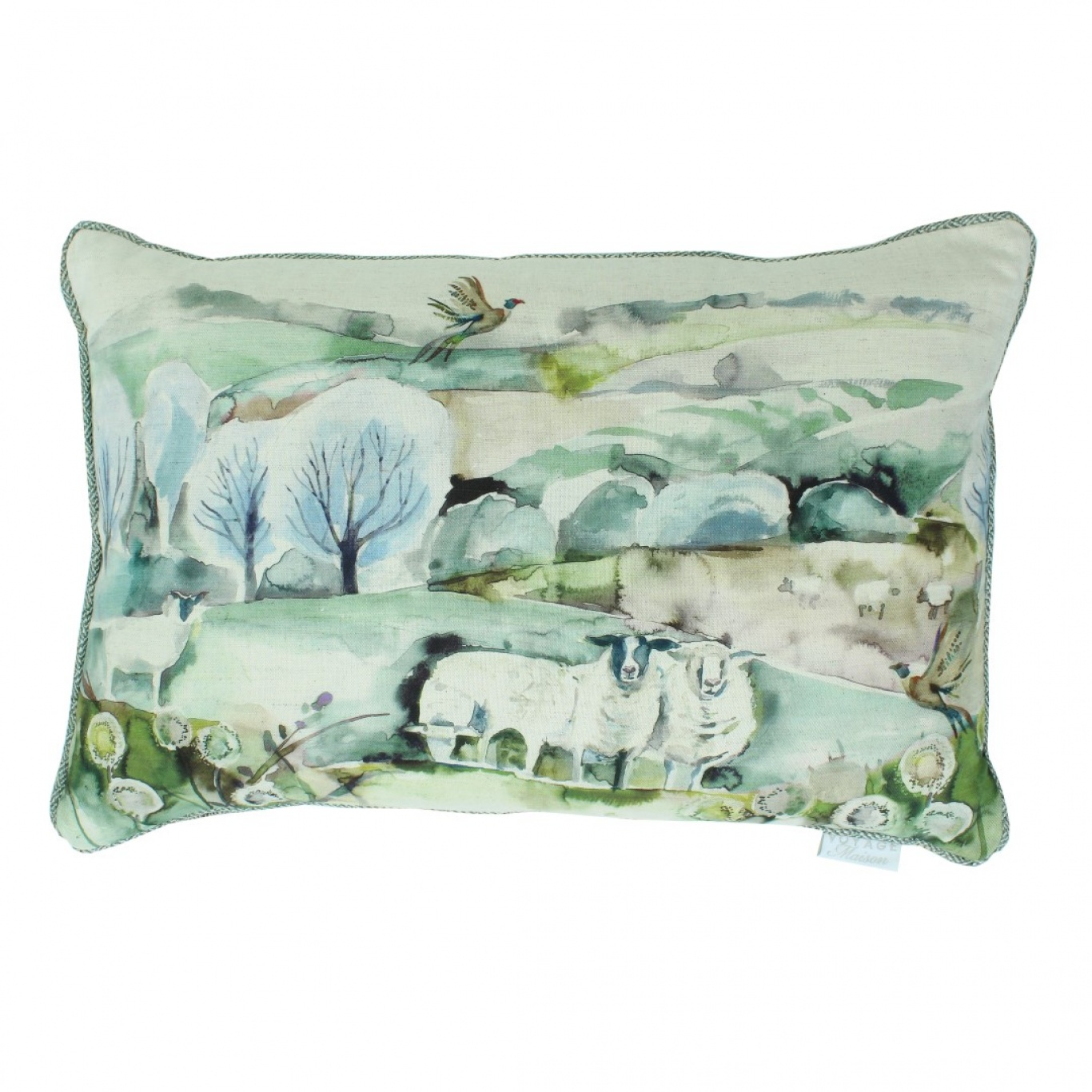 Image of Voyage Ewe Cushion