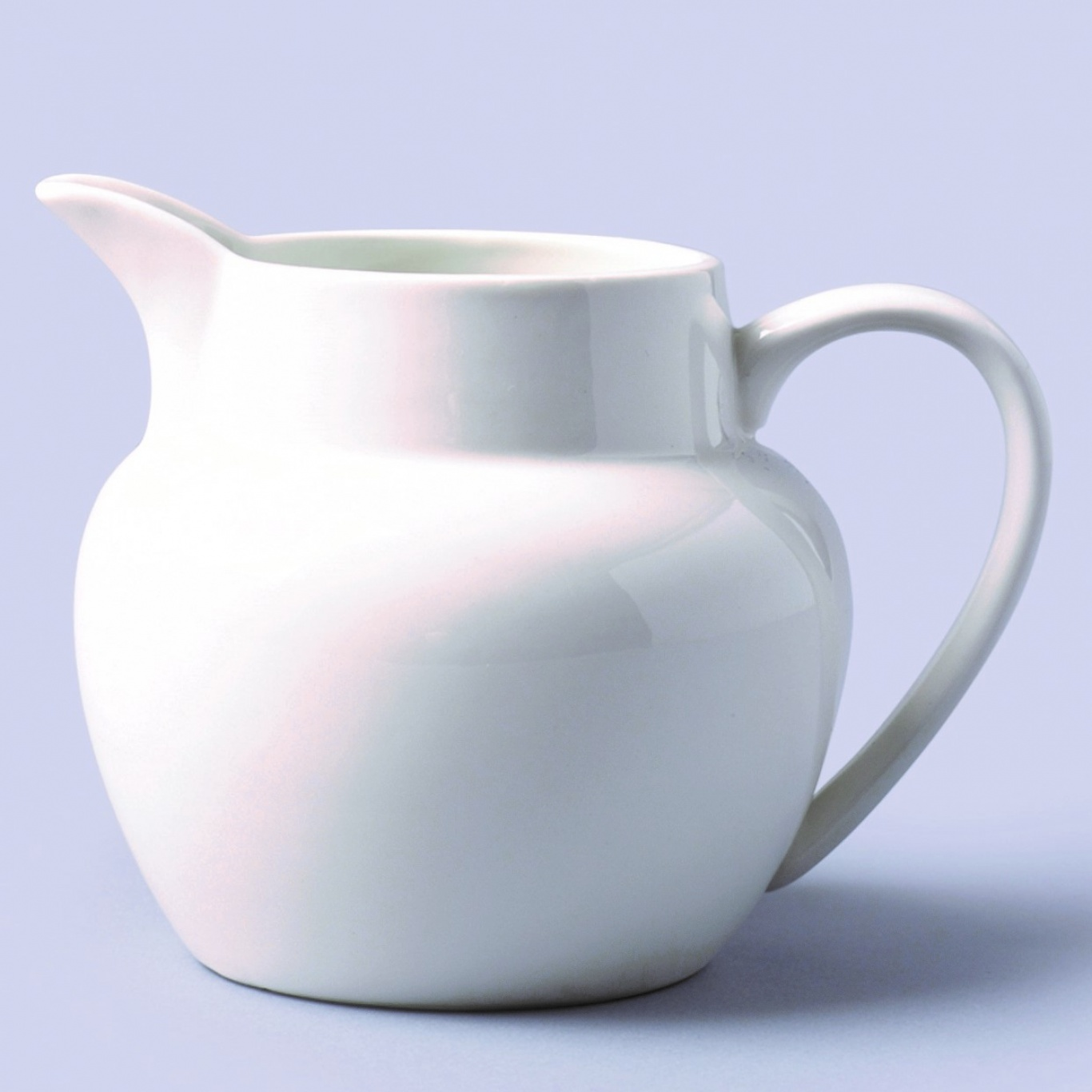 Image of Traditional Bellied Milk Jug 1 Pint