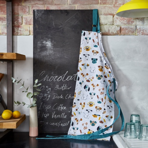 Ulster Weavers  Mutley Crew Cotton Apron