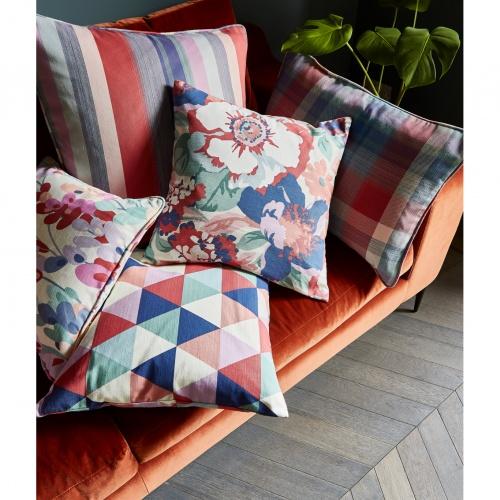 Prestigious Zumba Indigo Fabric 5081/705