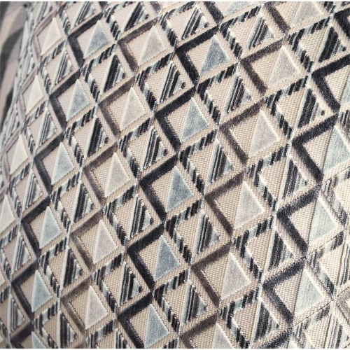 Harlequin Boka Velvet Brass/Glacier Fabric 132976