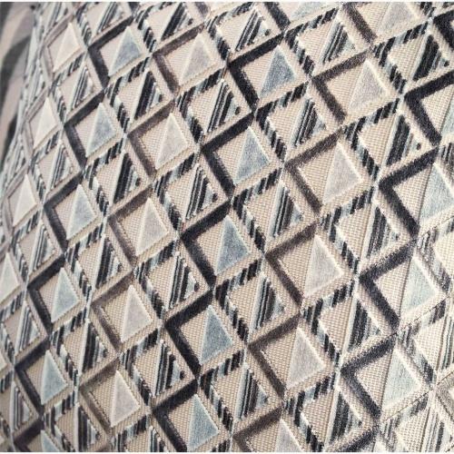 Harlequin Boka Velvet Graphite/Glacier Fabric 132975
