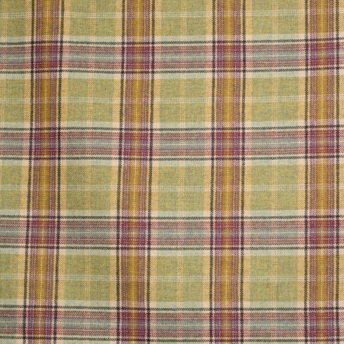 Chess Designs Balmoral Olivine Fabric