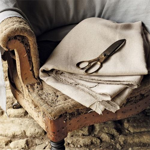 Sanderson Woodland Plain Sorrel Fabric 235631