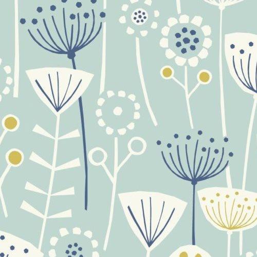 Fryett's Bergen Seafoam Fabric