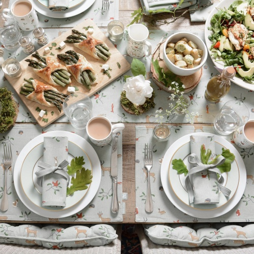 Sophie Allport  Woodland  Fabric Placemats
