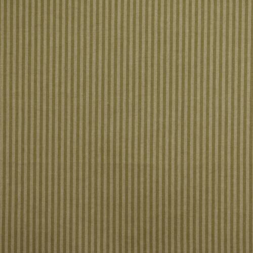 Gordon Smith Linen Look Stripe Soft Green Fabric