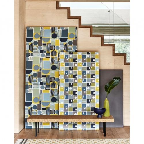 Prestigious Bonnie Bluebell Fabric 5093/768