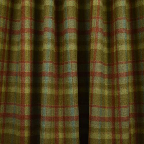 Abraham Moon Gosford Spruce Fabric