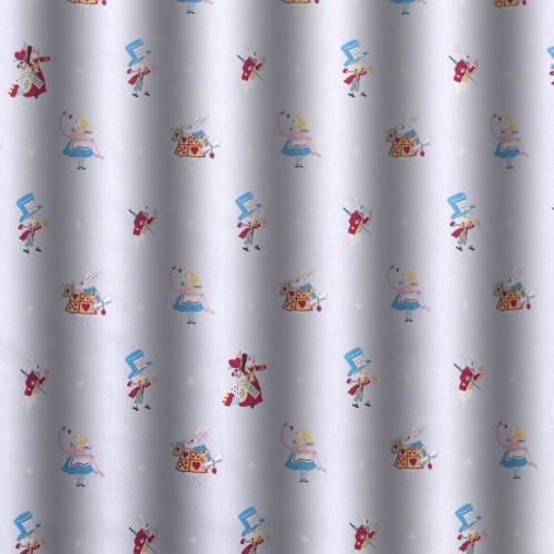 Sophie Allport Alice in Wonderland Curtain Fabric
