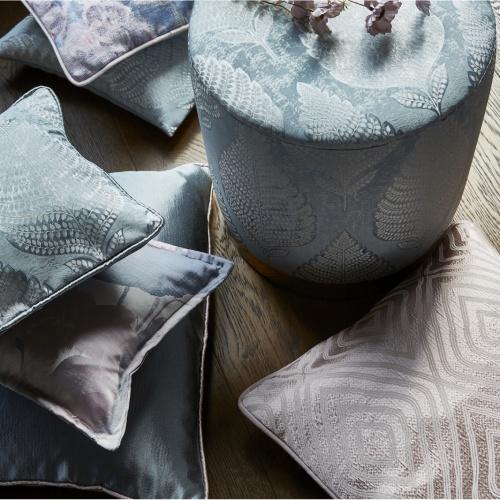 Prestigious Riddle Sapphire Fabric 3858/710
