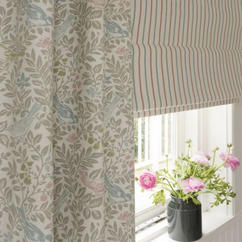 Studio G Bird Song Pastel Fabric F1184/02