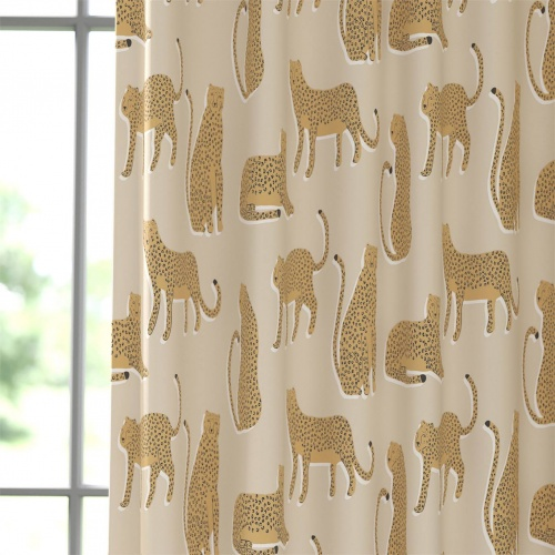 Scion Lionel Ginger Fabric 120884