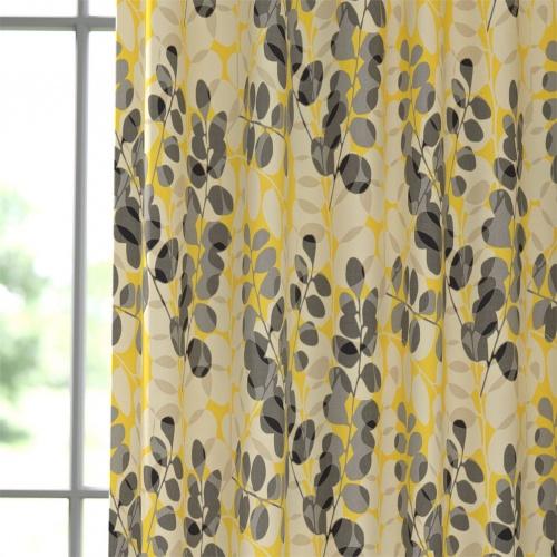 Scion Lunaria Cream Sunflower and Gull Fabric 120931