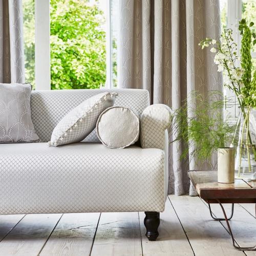 Prestigious Charleston Olive Fabric 3829/618
