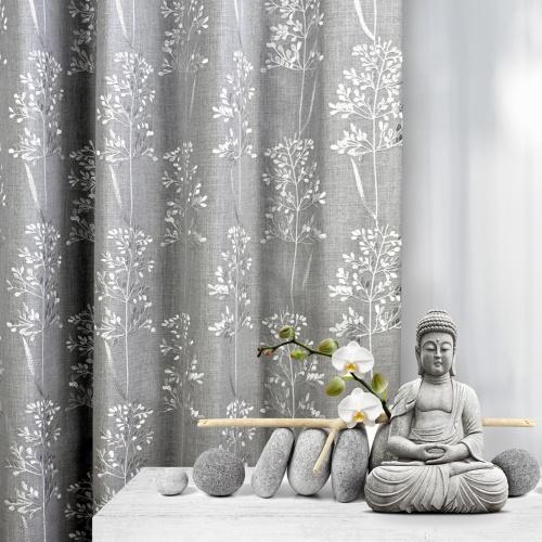 Fibre Naturelle Beaulieu Gainsboro Curtain Fabric BEU/04