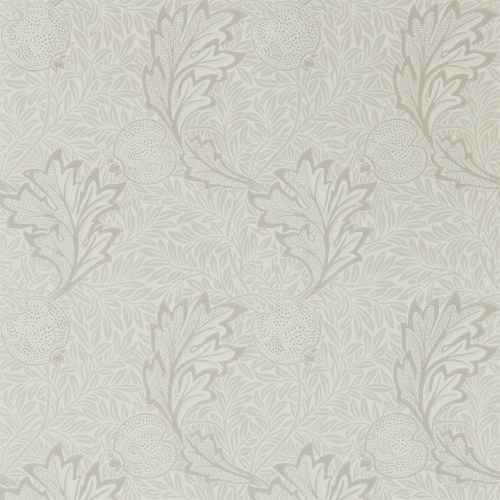 Morris & Co Apple Chalk Ivory Wallpaper 216692