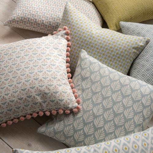 Studio G Fleur Blush/Mineral Fabric F1373/01