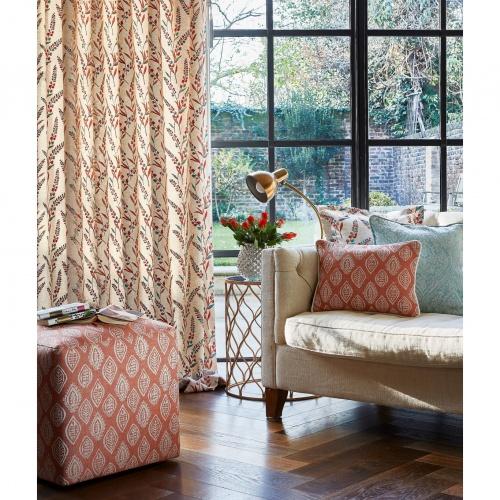 Prestigious Wisley Tigerlilly Fabric 3738/433