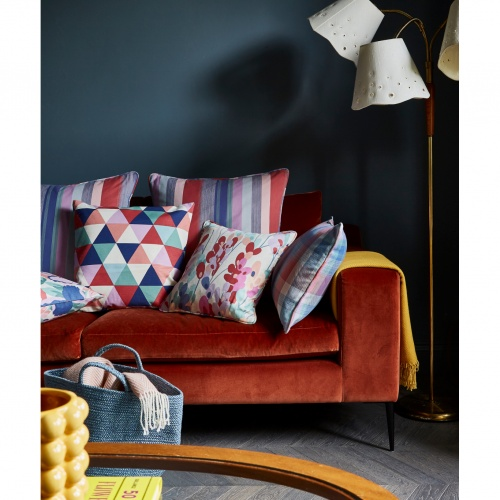 Prestigious Swing Indigo Fabric 5079/705