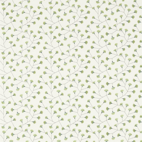 Sanderson Home Gingko Trail Winter Rocket Curtain Fabric 235886