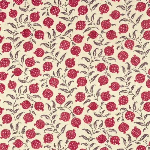 Sanderson Anaar Tyrian Cherry Fabric 226626