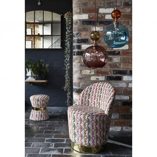Prestigious Corcovado Bon Bon Fabric 3730/448