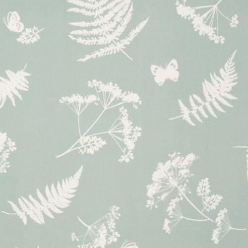 Clarke & Clarke Moorland Aqua Curtain Fabric
