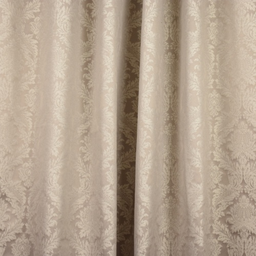 Gordon Smith Damask Silver Fabric