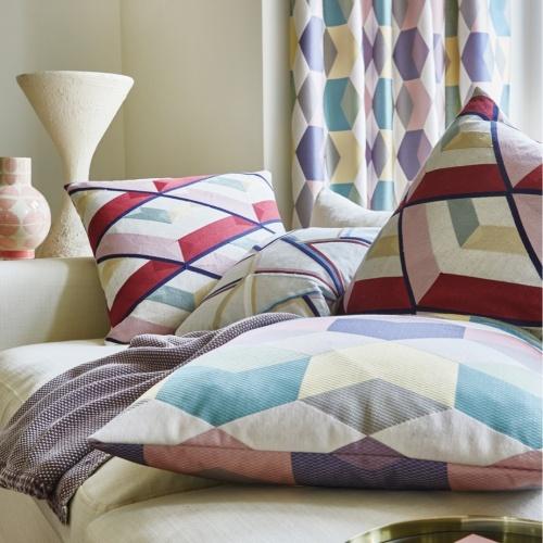 Prestigious Interlock Auburn Fabric 3792/337