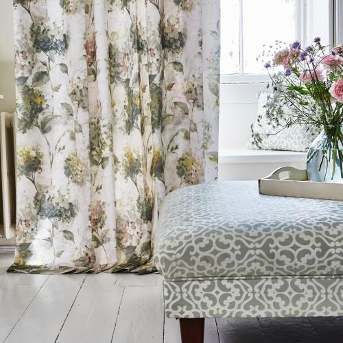 Prestigious Genevieve Wild Rose Fabric 3790/254