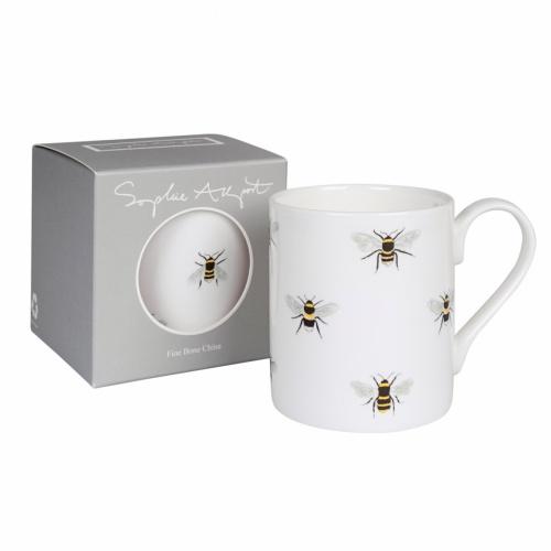 Sophie Allport Bees White Mug Large