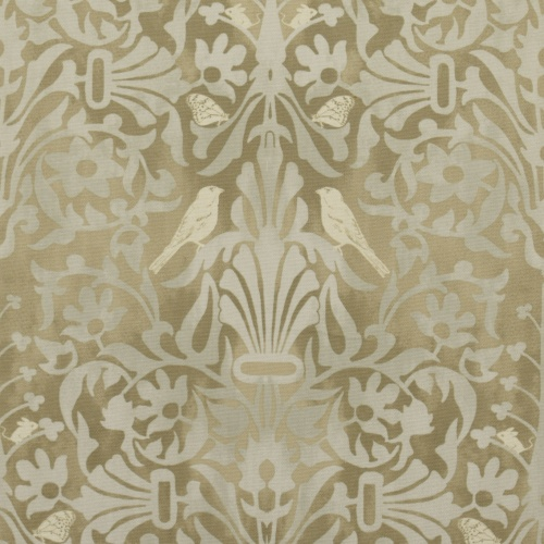 Gordon Smith Natures Retreat Linen Curtain Fabric