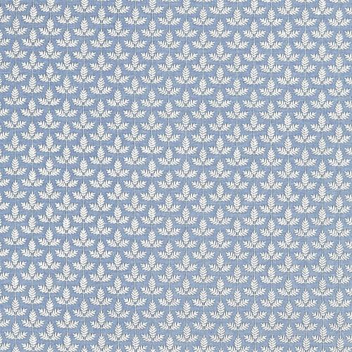 Sanderson Felix Blueberry Fabric 237193