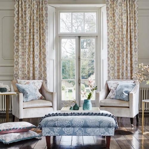 Prestigious Ruby Lichen Fabric 3781/613